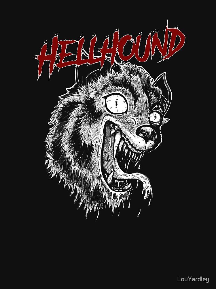 Hellhound by LouYardley
