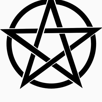 Punk Pentagram  by sailorlolita