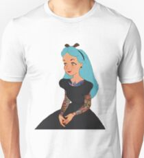 Goth Punk Alice Unisex T-Shirt