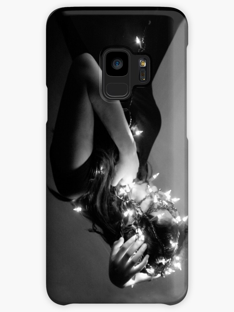 Tangled Lights Samsung Galaxy Case by eloquence1