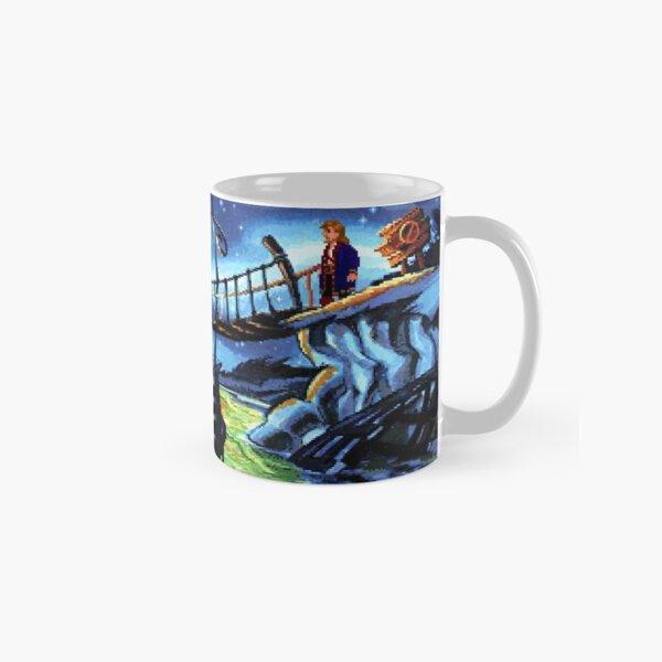 Scabb Island Panorama (Monkey Island 2)  Classic Mug
