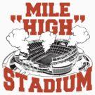 High Stadium by popularthreadz