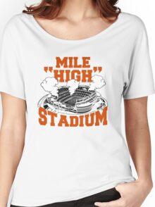 High Stadium Women's Relaxed Fit T-Shirt