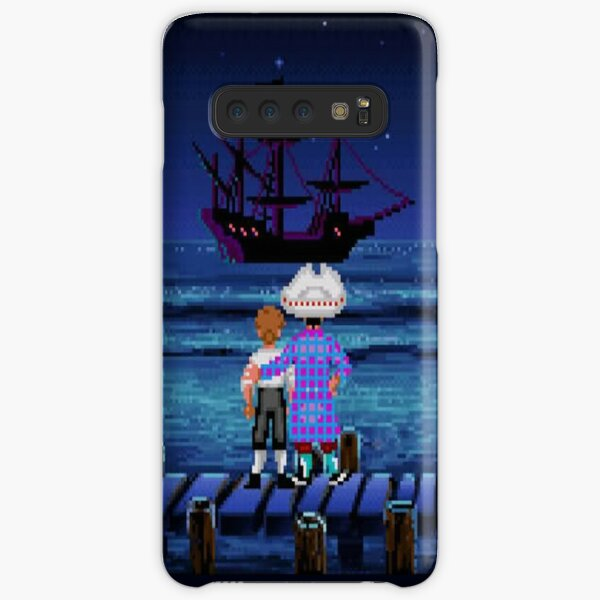 Guybrush & Stan (Monkey Island) Samsung Galaxy Snap Case