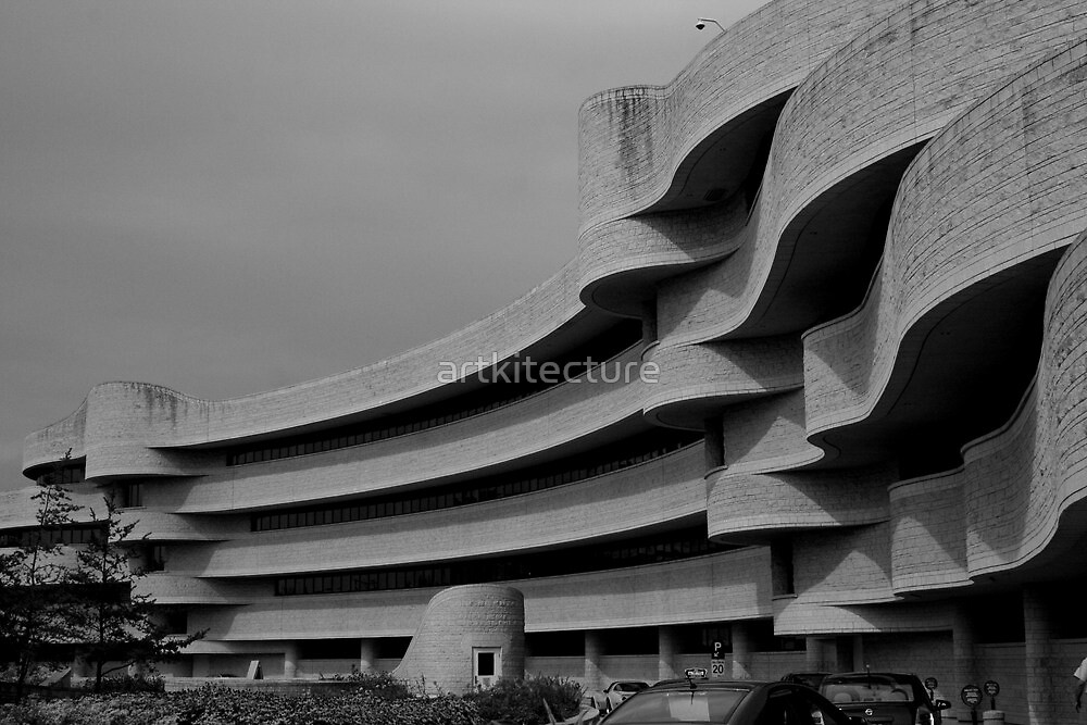 Waves B&W by artkitecture