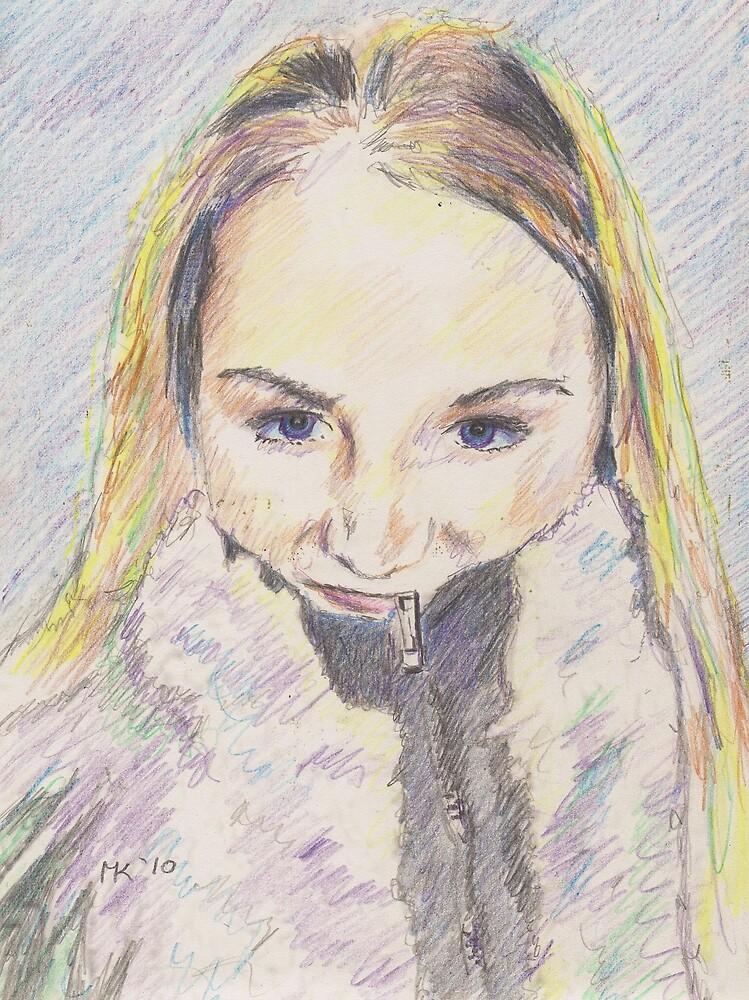"""Melissa"" by Martin Kirkwood"