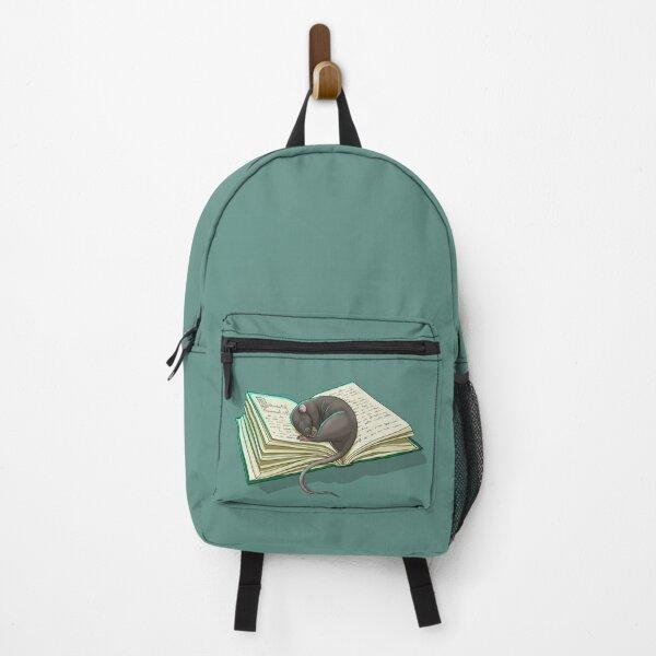 Fell Asleep Reading Backpack
