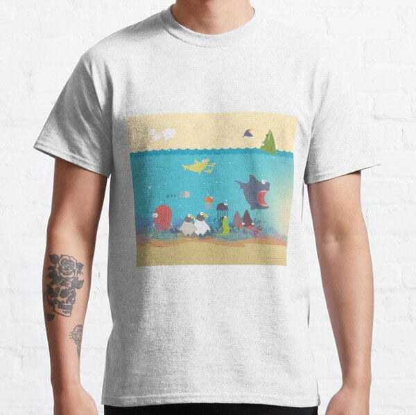 What's going on at the sea? Kids collection Classic T-Shirt