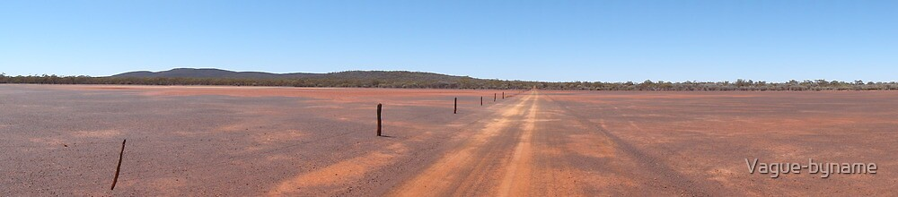 Outback Gilgai by Vague-byname