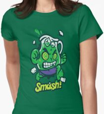 Smash!! Women's Fitted T-Shirt
