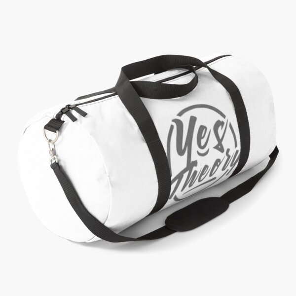 YES Theory -  Say YES to things Duffle Bag