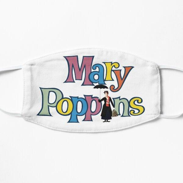 Mary Poppins Vintage Flat Mask