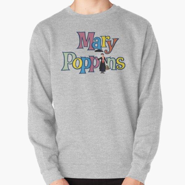 Mary Poppins Vintage Pullover Sweatshirt
