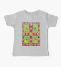 Colourful Cross Kids Clothes