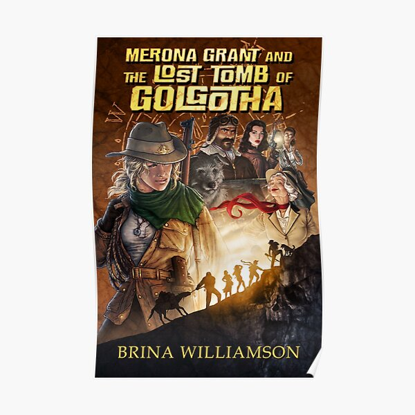 Merona Grant, Book 1 Cover Poster
