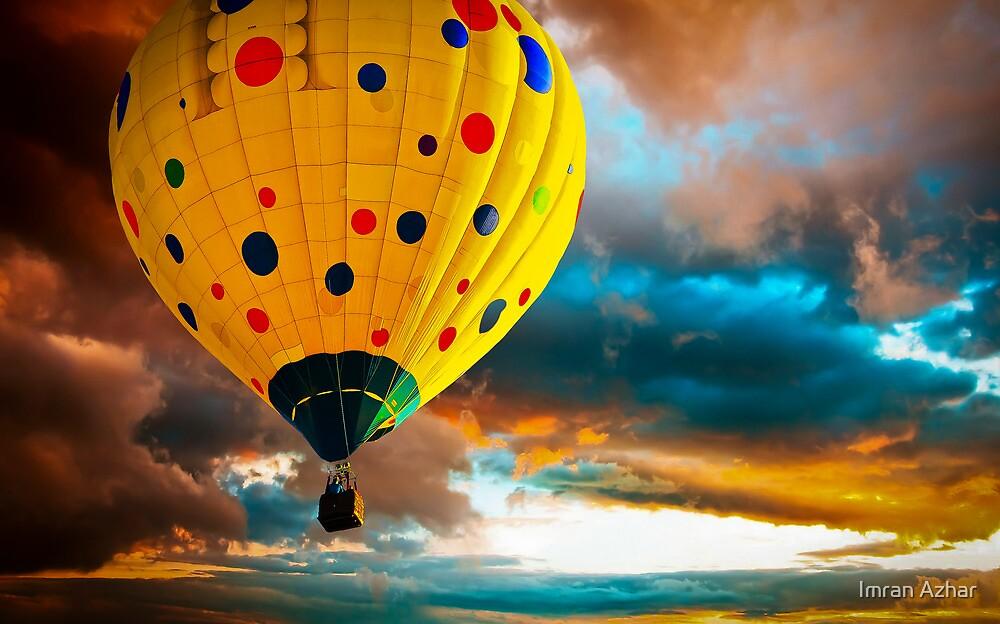 Dream Flight by Imran Azhar