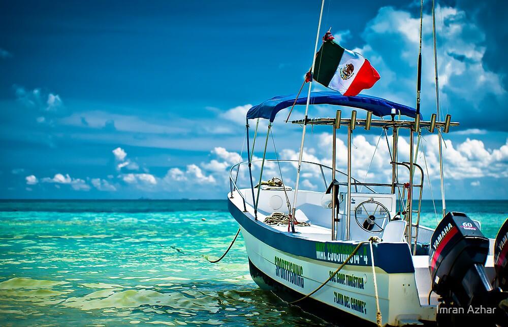 Ocean Bound by Imran Azhar