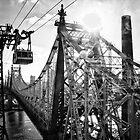 Roosevelt Island tramway by DebWinfield