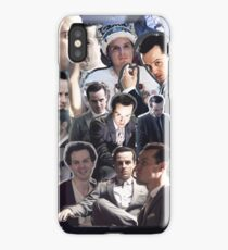 Consulting Criminal Collage iPhone Case