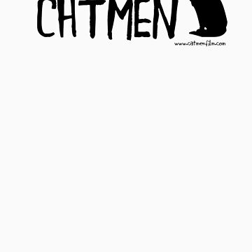 Real Mean Are Catmen Black Text by catmenfilm