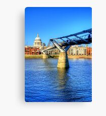 St Pauls Cathedral, London Canvas Print