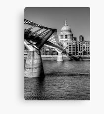 St Pauls, London Canvas Print