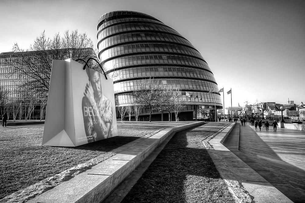 City Hall, London by Stephen Smith