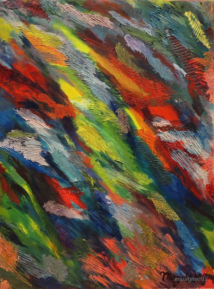Color Abstract by mwagner91
