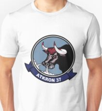 VFA-37 (VA-37) Raging Bulls Patch Unisex T-Shirt