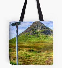 Buachaille Etive Mor, Glencoe Tote Bag