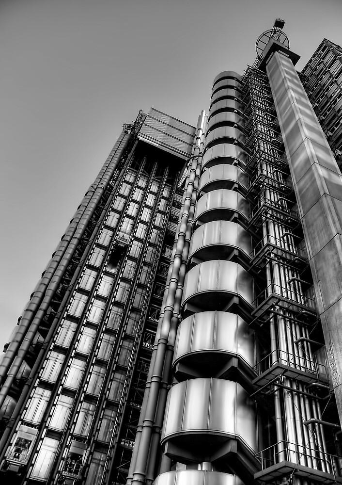 Lloyds Building, London by Stephen Smith