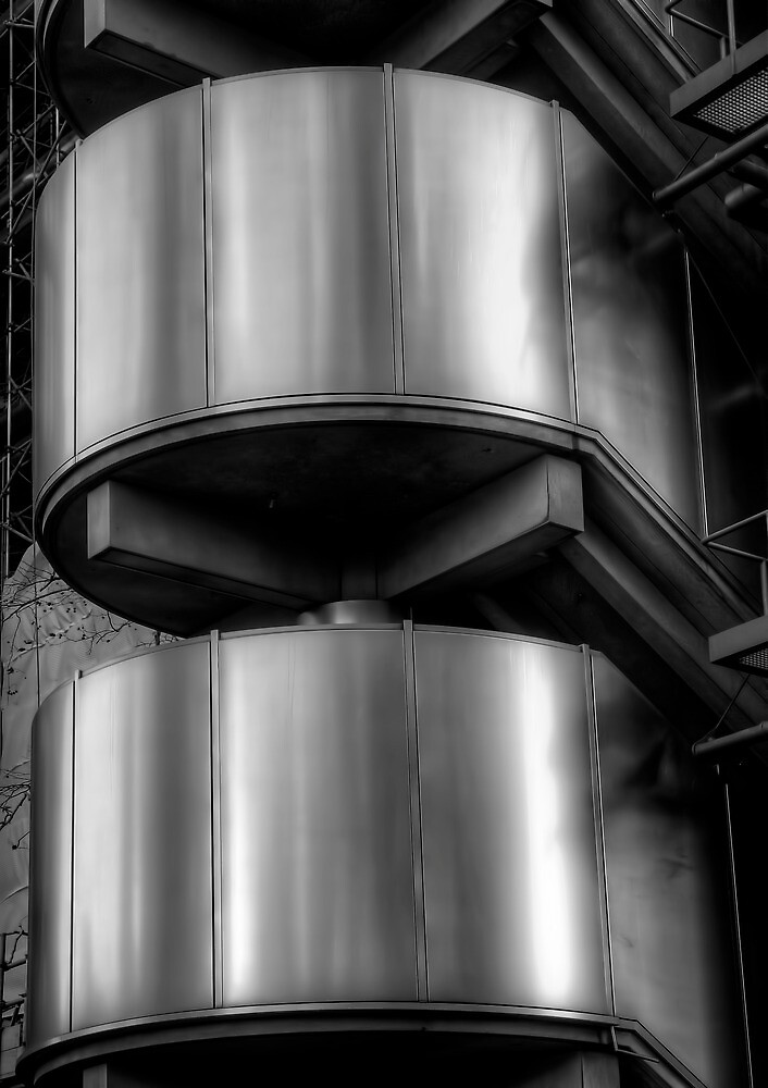 Lloyds Building, London by Stephen Smith