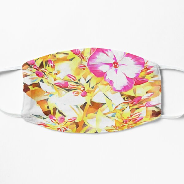 Floral Sleepwalk Mask