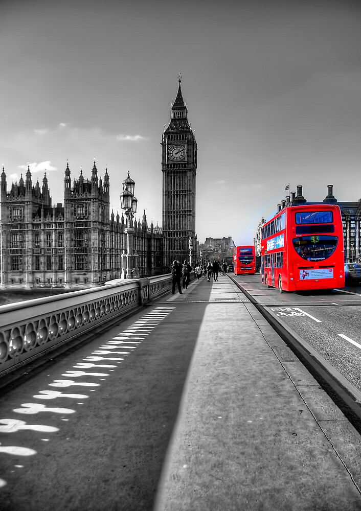Big Ben, London by Stephen Smith