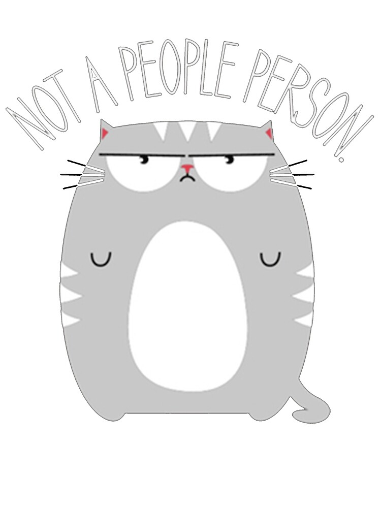 Grumpy kitty by Neruru
