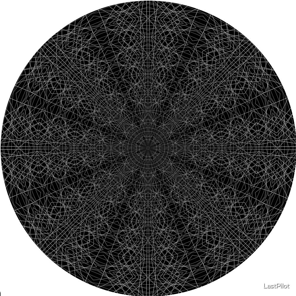 8-sided Mandala by LastPilot