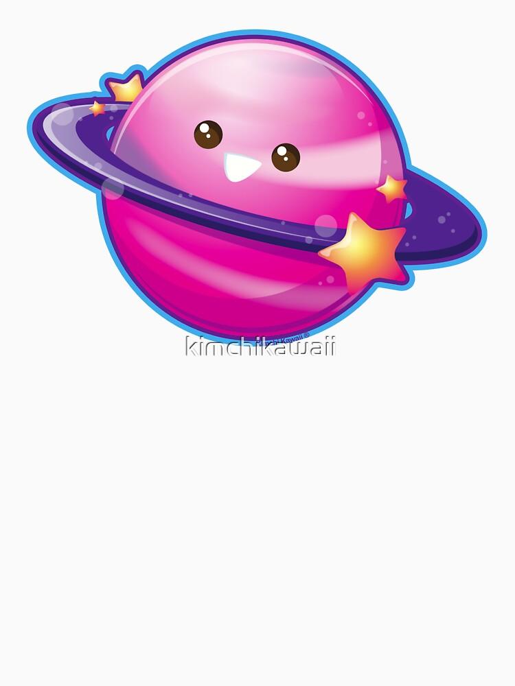 Kawaii Candy Planet by kimchikawaii