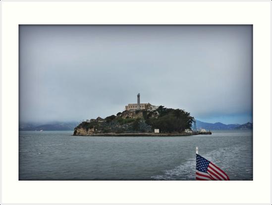 Alcatraz, San Fransisco by Chris Roberts