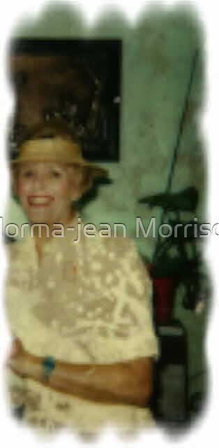 """On my way to church"" by Norma-jean Morrison"