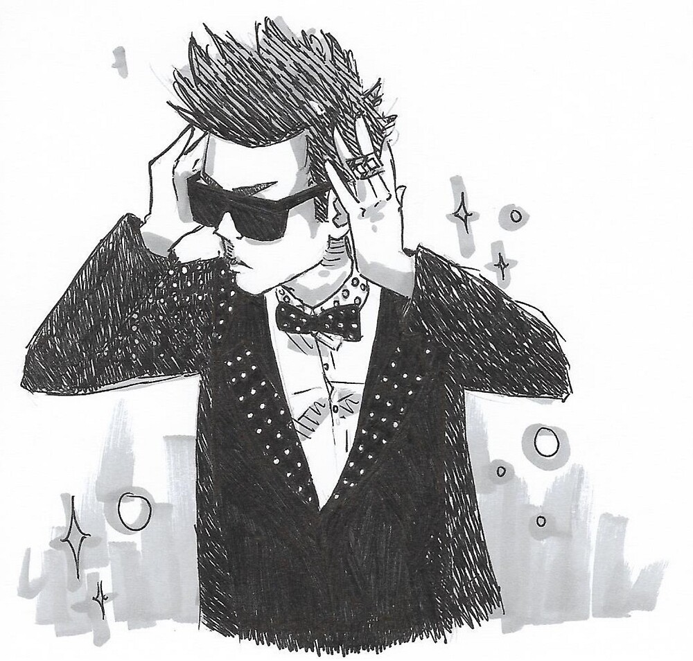 p.o freeze block b by Hayley Evans