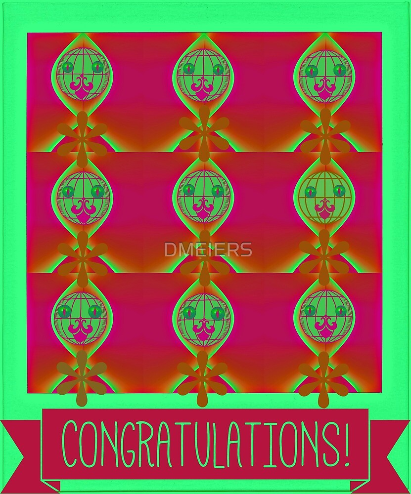 congratulations by DMEIERS