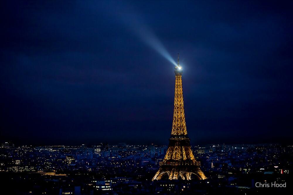 Eiffel Powerbeam by Chris Hood