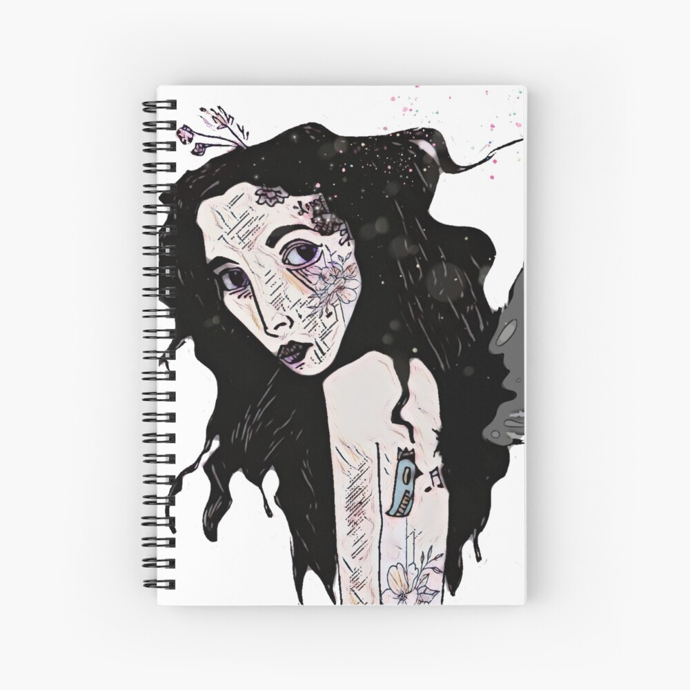 The Night Spiral Notebook