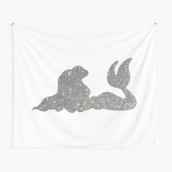 Sparkle Mermaid Tapestry