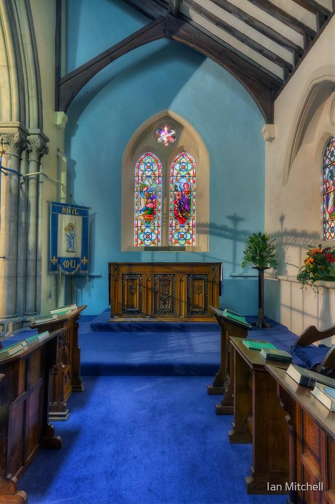 St Thomas's by Ian Mitchell