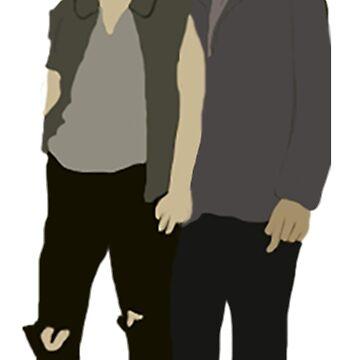 Tara and Eugene by mashuma3130