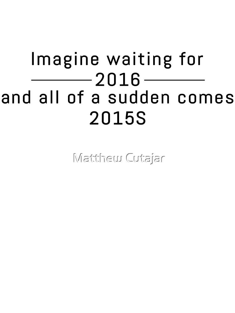 2015S by Matthew Cutajar