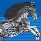 trojan horse by sarandis