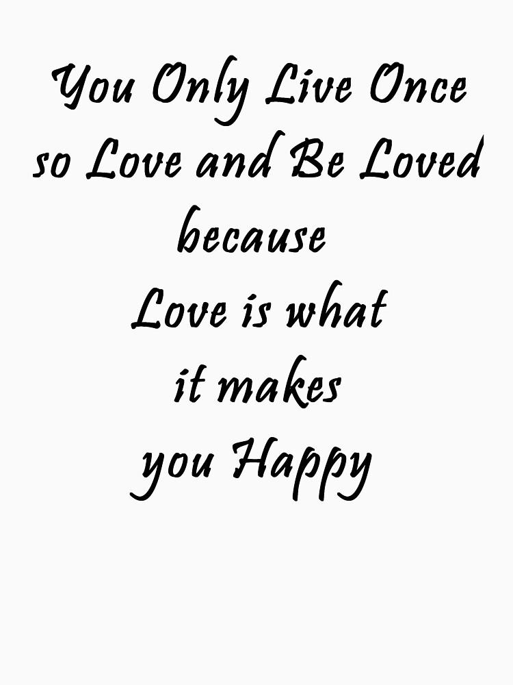 YOLO & LOVE by Alrescha