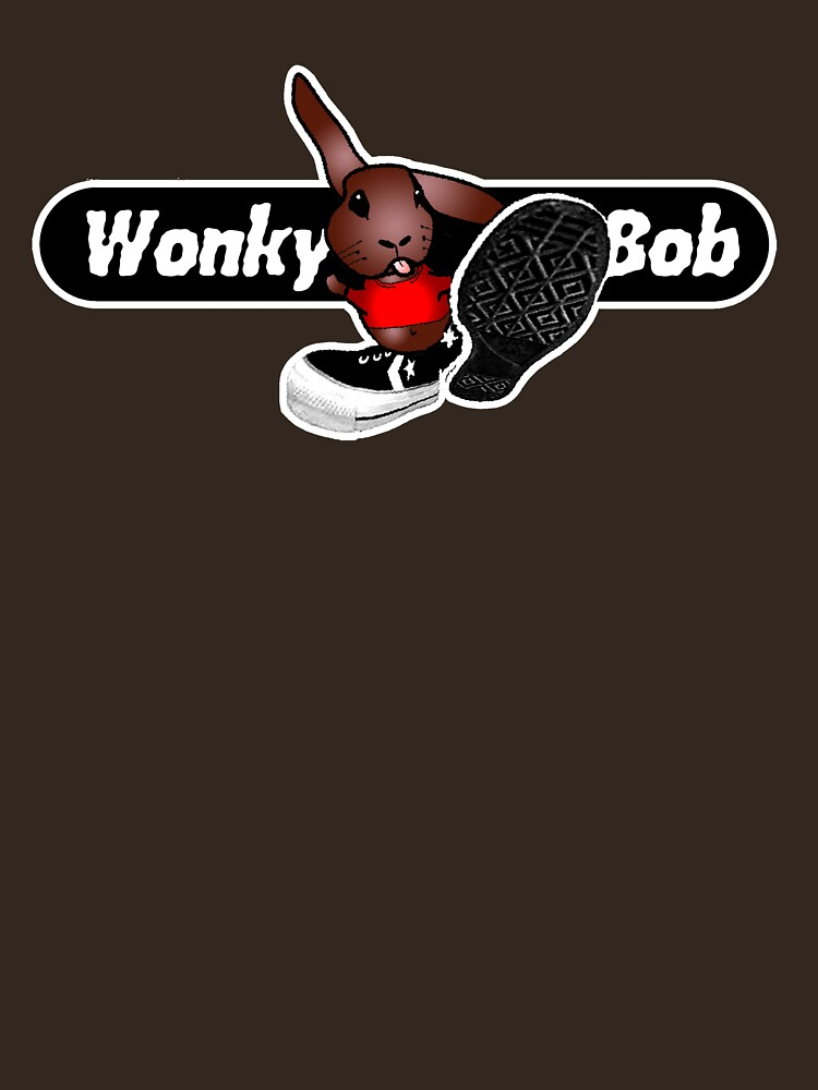 Wonky Bob - Super Bunny by TinTurtle